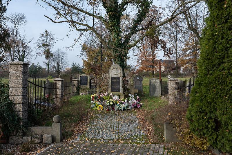 Lapidary I, Bystrzyca Oławska/Peisterwitz, 15.11.2019