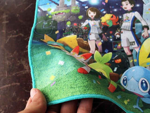 再現伽勒爾地區特色!日本寶可夢中心《寶可夢 劍/盾》週邊商品今日正式發售!