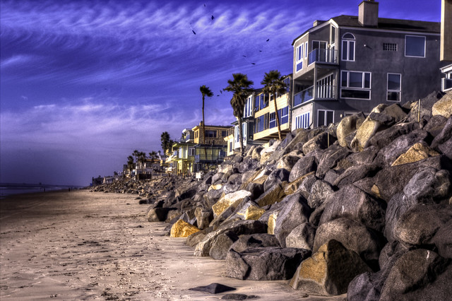 O'Side Beach Sunset 2-11-14-19