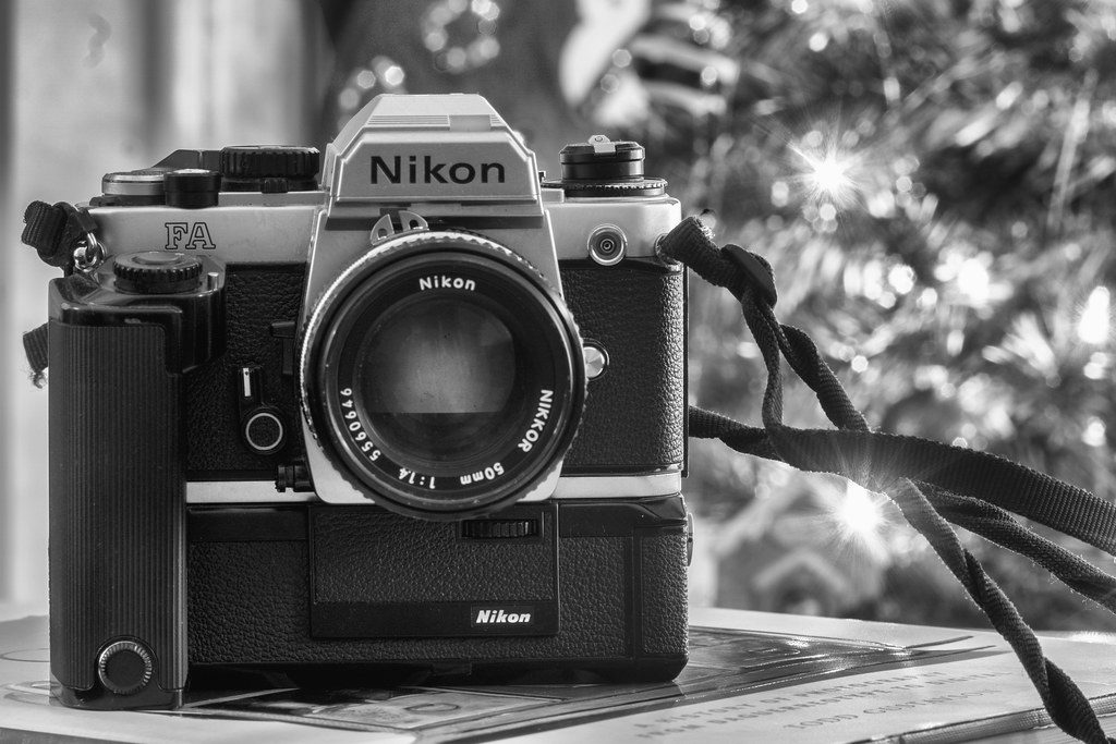 The Tool Kit - 2019 - Nikon FA