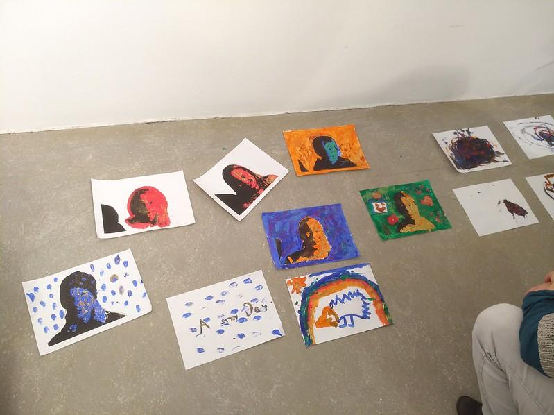 Wer-Wie-Was ist Kunst? Interaktive Ausstellungsführung für Kinder