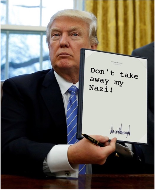 Trump_takeawaymynazi