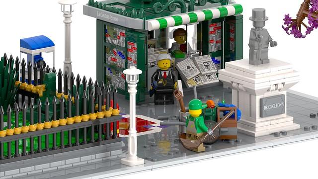 Lego Modular Expansion Pack