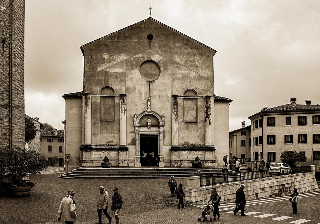 Il Duomo a Pordenone