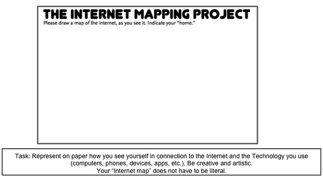 Internet Mapping Project template
