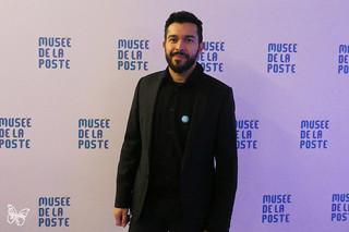 Hisham Echafaki - Musee de la Poste 2019