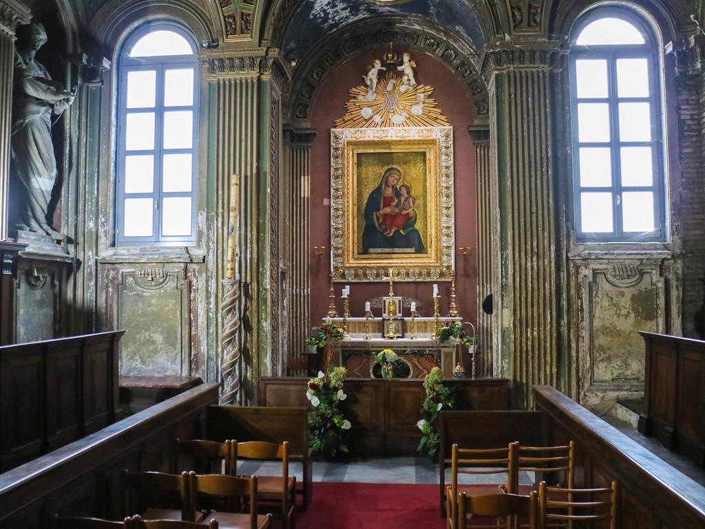 Sala de Santa Maria in Cosmedin