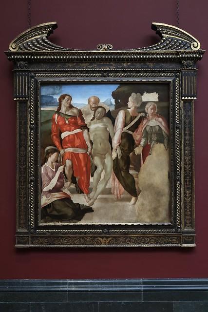 The Entombment (c. 1500-1501)