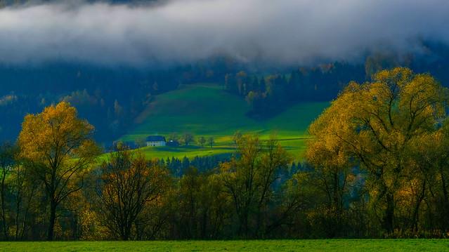 Autumn in Austria ..