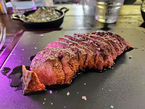The Feather Blade Steak