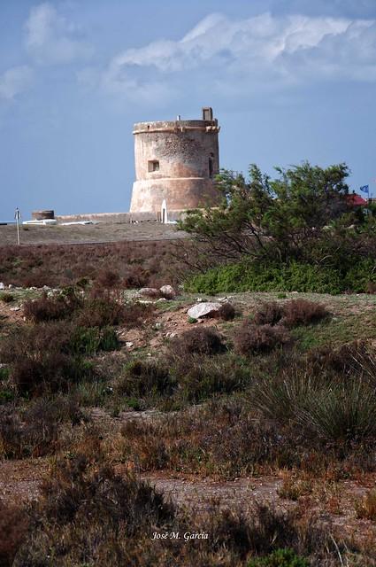 Torreón de  San Miguel (Cabo de Gata)