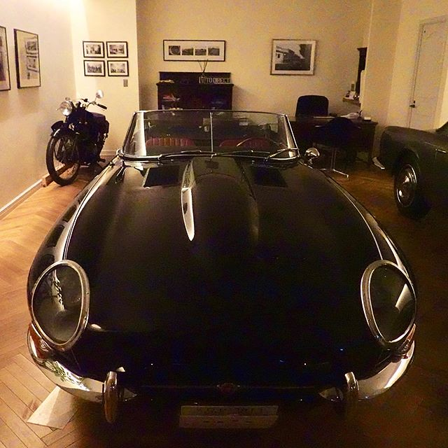 #ジャガー #EタイプS1 #ジャガーEタイプシリーズ1 #4.2リットル #ジャガーEタイプ #Jaguar #EType #車 #car #automobile #Japan #日本 #東京 #Tokyo #港区 #minatoku