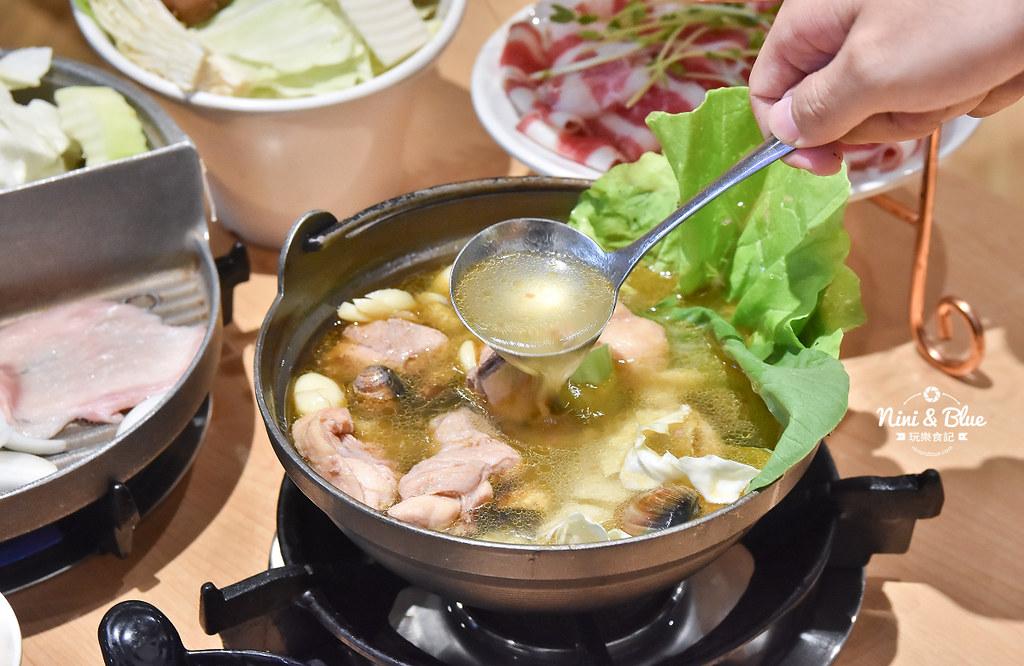 台中火鍋 大樂鍋 蝦蝦痛風鍋 海鮮鍋20