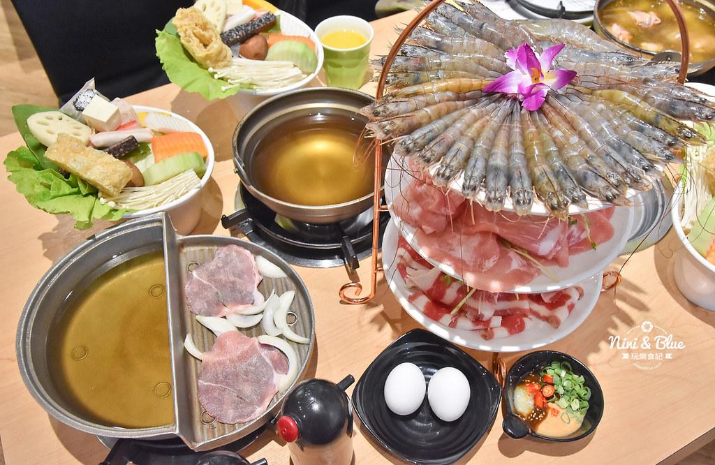 台中火鍋 大樂鍋 蝦蝦痛風鍋 海鮮鍋17