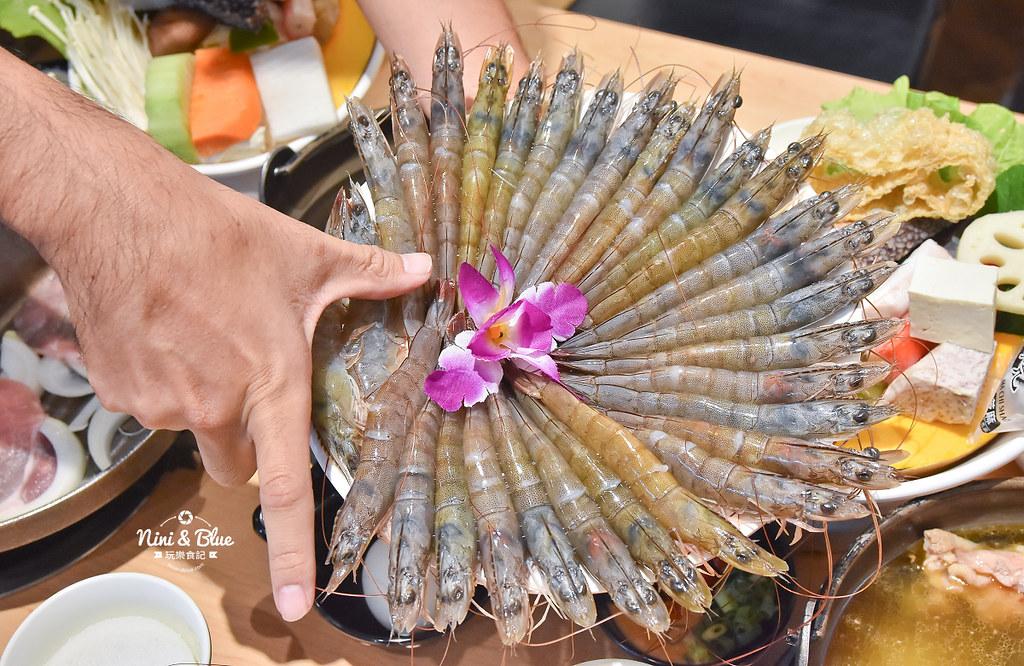 台中火鍋 大樂鍋 蝦蝦痛風鍋 海鮮鍋16 菜單價位menu