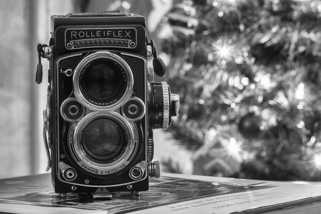 The Tool Kit - 2019 - Rolleiflex 2.8F