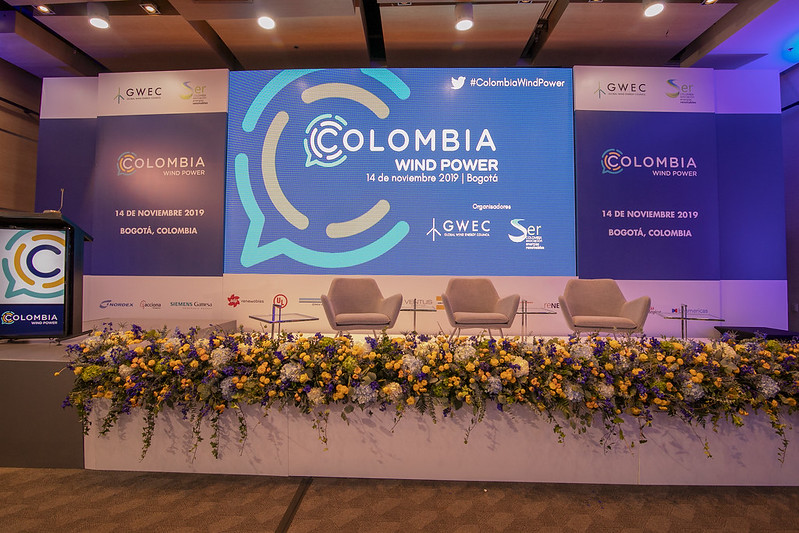 Colombia Wind Power 2019 | Bogotá | 14 November