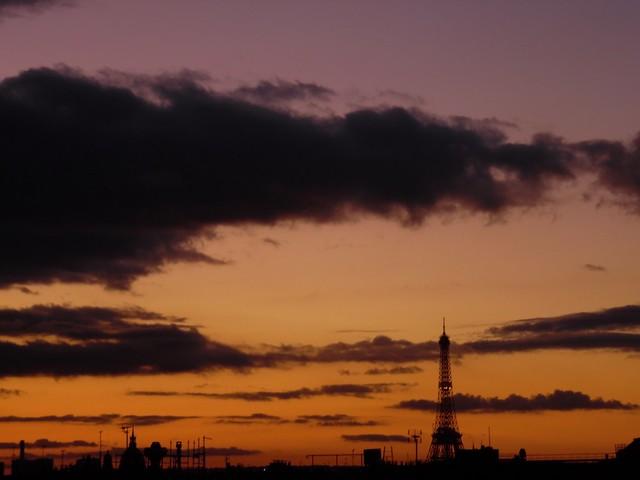 Ciel à Paris Sky in Paris