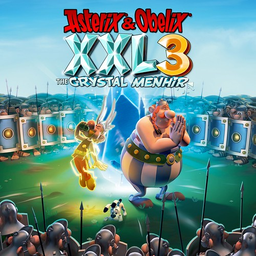 Thumbnail of Asterix & Obelix XXL3: The Crystal Menhir on PS4