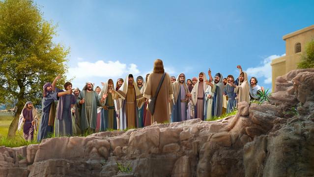 La vida de Jesus: ¿Por qué el Señor Jesús fue abandonado por sus conciudadanos?