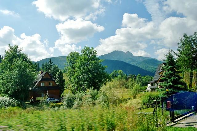 2012-08-18 Olczysko - widok na Tatry (2)