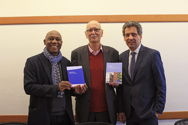 Water Ethics Books Launch