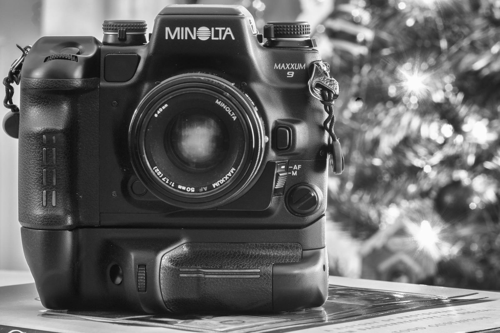 The Tool Kit - 2019 - Minolta Maxxum 9