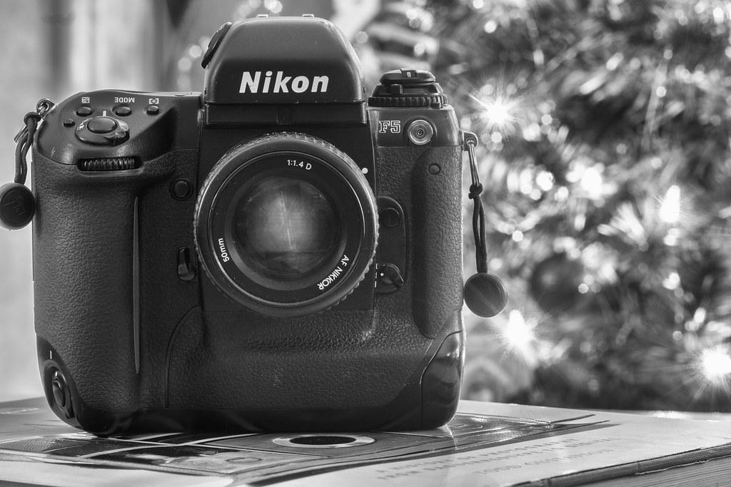 The Tool Kit - 2019 - Nikon F5