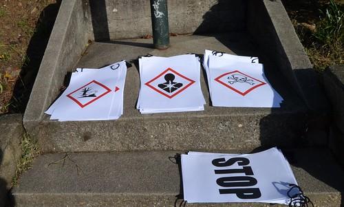 Cordão Humano pelo Ambiente - Remoção Total dos Resíduos Perigosos de São Pedro da Cova