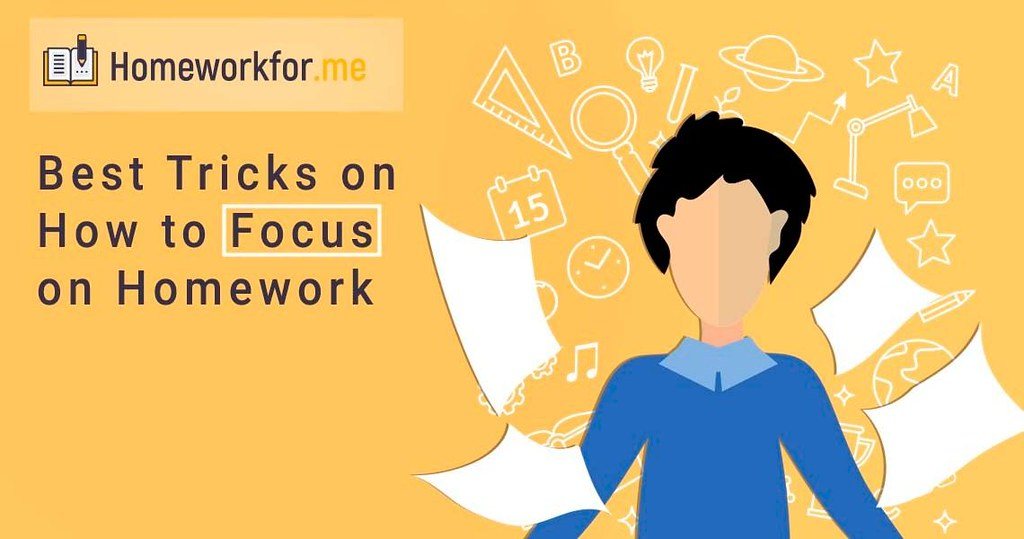 Best Tricks on How to Focus on Homework