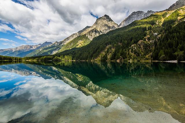 Südtirol: Antholzer See