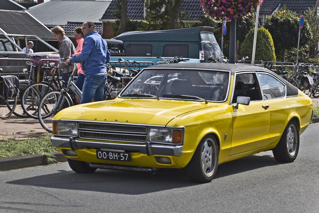 Ford Consul Coupé 1974 (0178)