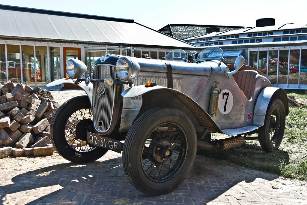 Austin Seven Sports 1936 (2207)