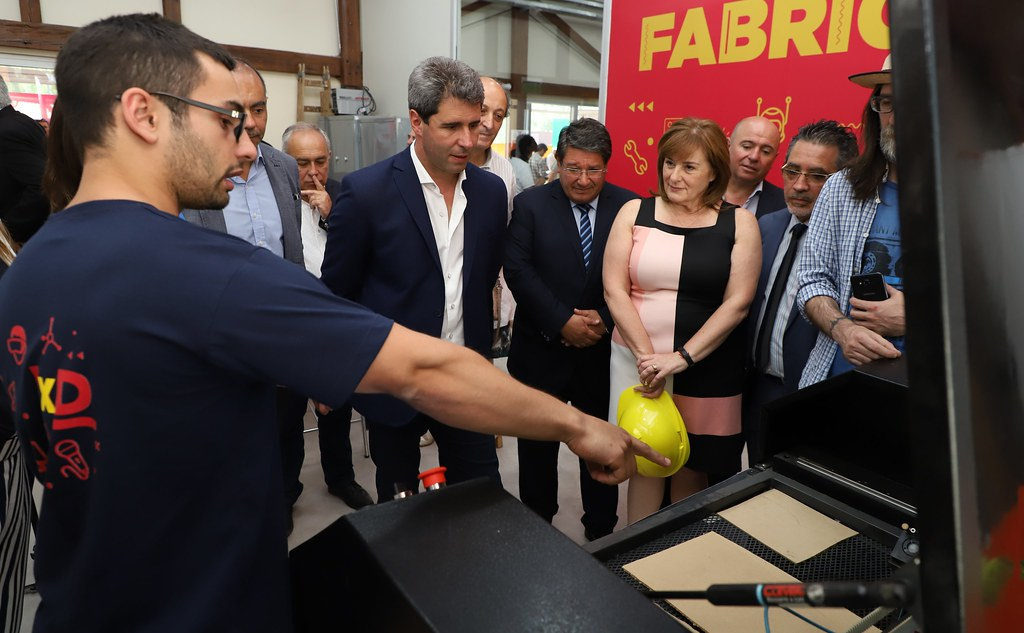 "2019-11-15 PRENSA:  Inauguración del Quinto Centro de Innovación Educativa ""Infinito por Descubrir"""