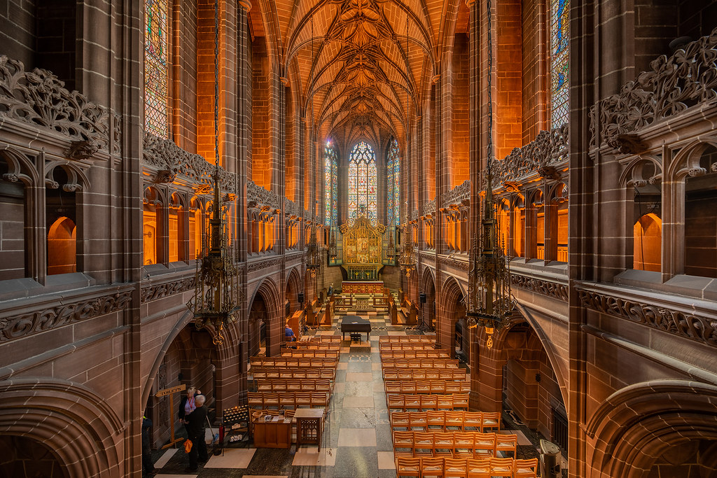 Lady Chapel, Liverpool Anglican Cathedral