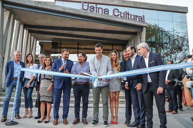 Inauguración de la Usina Cultural - Salta (1)