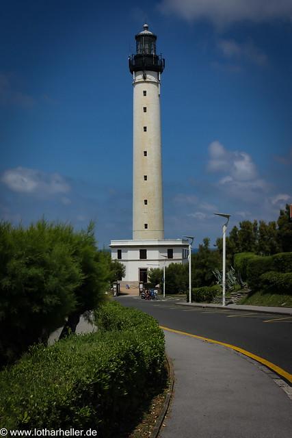 Lighthouse-Biarritz