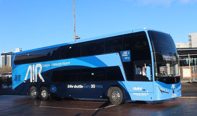 YX69 LHJ West Coast Motors (Scottish Citylink Air)