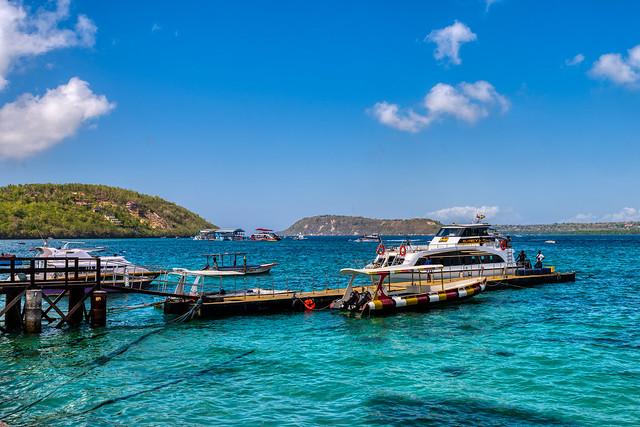 Nusa Penida Harbor