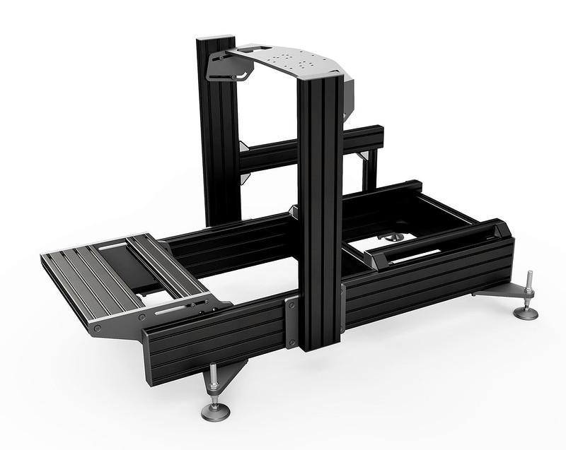 Sim Lab P1-X Sim Racing Chassis Black