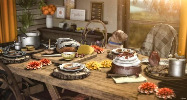 Hara's Dining Set