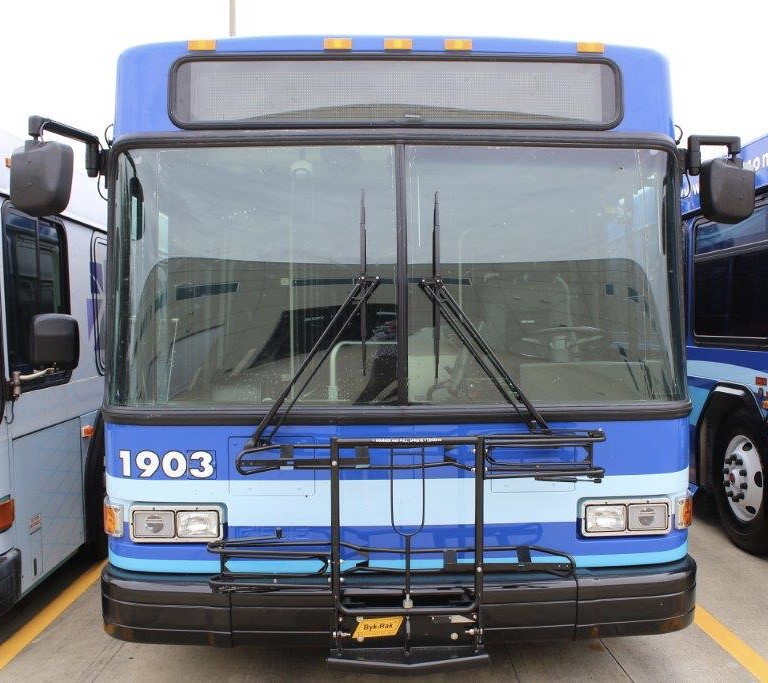New Gillig 1902 and 1903, are in Gainesville, FL