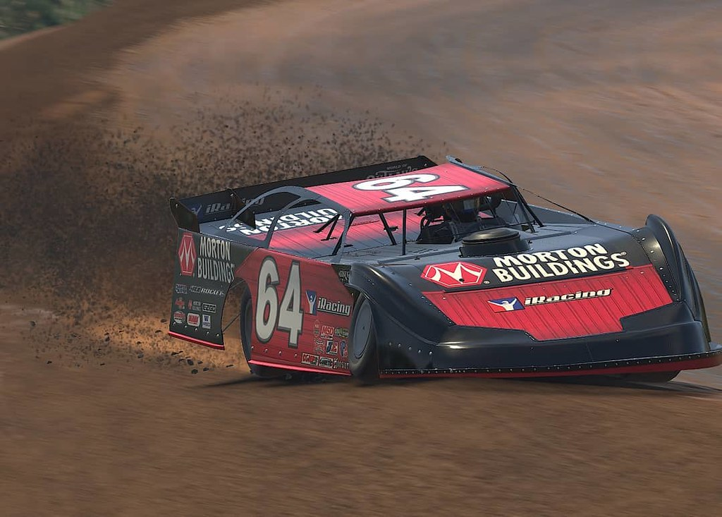 Lernerville Speedway iRacing 1