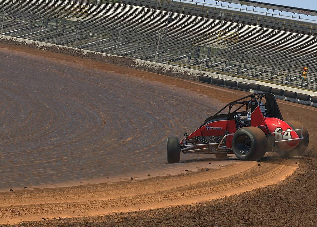 Lernerville Speedway iRacing 4