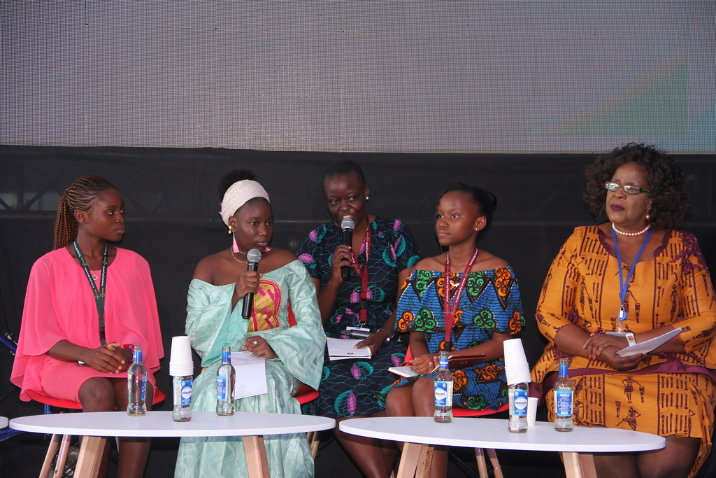 The Call of African Teenage Girls
