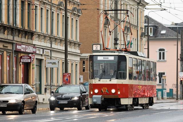 Tatra T6A2 226 001-2