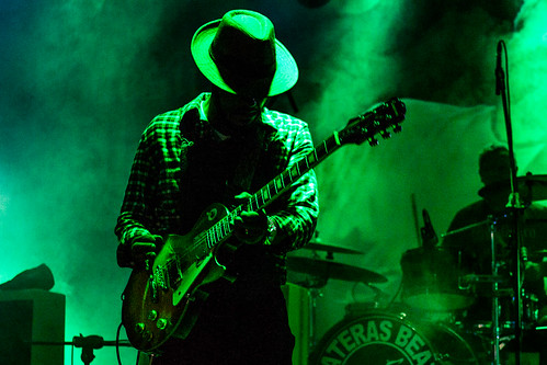 Silverguy @ Geodésica in Blues Festival, Chapada dos Guimarâes, Mato Grosso, Brasil (09/NOV/2019).