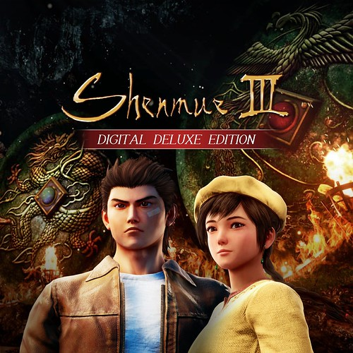 Thumbnail of Shenmue III - Digital Deluxe Edition on PS4