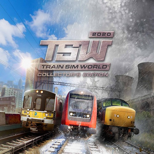 Thumbnail of Train Sim World 2020 Collector's Edition on PS4