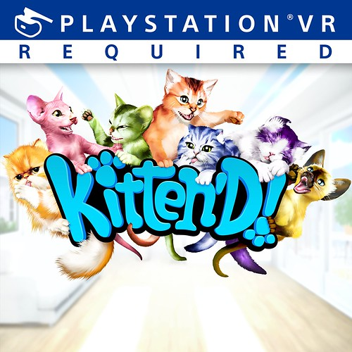 Thumbnail of Kitten'd on PS4